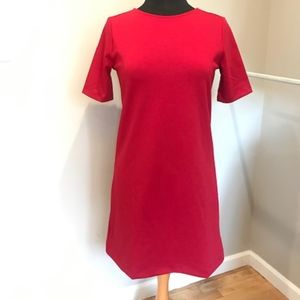NWT Red A-Line Dress by Gap  Size S